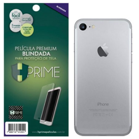 Pelicula Traseira HPrime Apple iPhone 7 Plus - VERSO - Curves