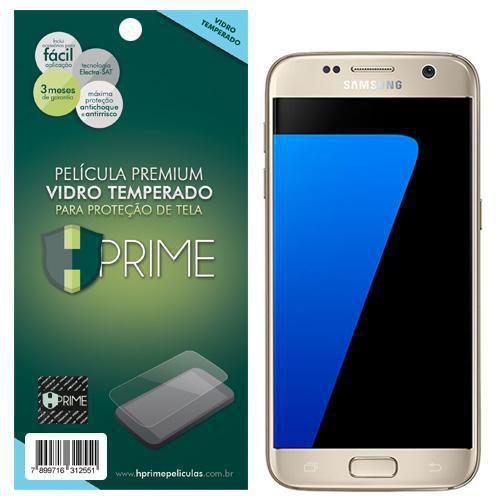Película De Vidro Temperado Hprime Para Galaxy S7