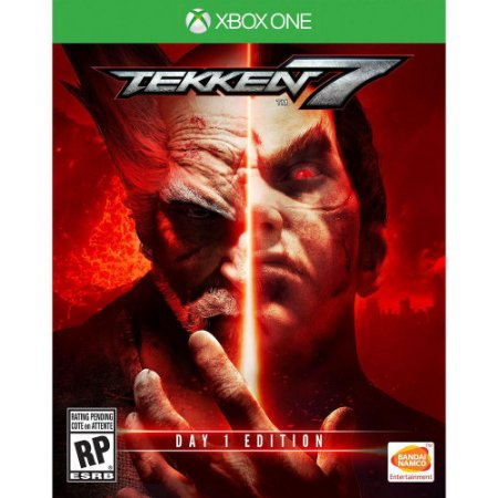 Jogo Tekken 7 Day One Edition - Xbox One