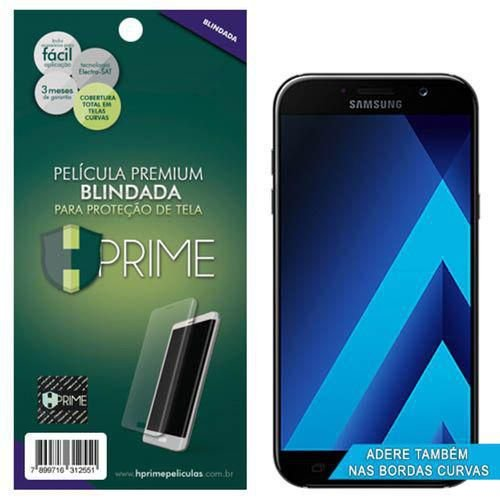 Película HPrime Curves Samsung Galaxy A7 2017