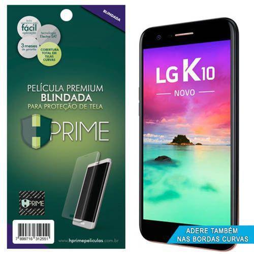 Película HPrime Novo LG K10 2017 - Curves