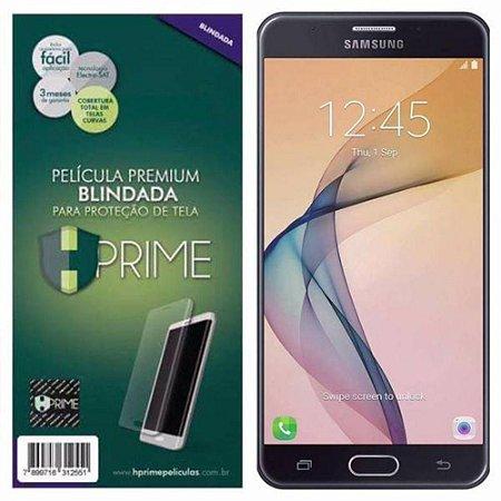Pelicula HPrime Blindada Curves Samsung Galaxy J7 Prime