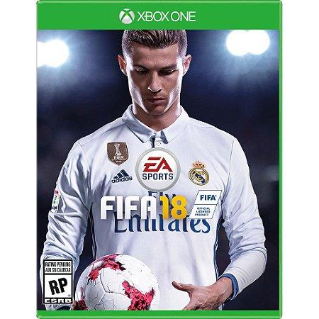 Jogo FIFA 18 Xbox One - 100% em Portugues Lacrado (FIFA 2018)