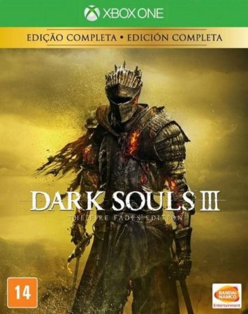 Jogo Dark Souls III The Fire Fades Edition Xbox One