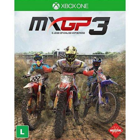 Jogo Mxgp3 - Xbox One