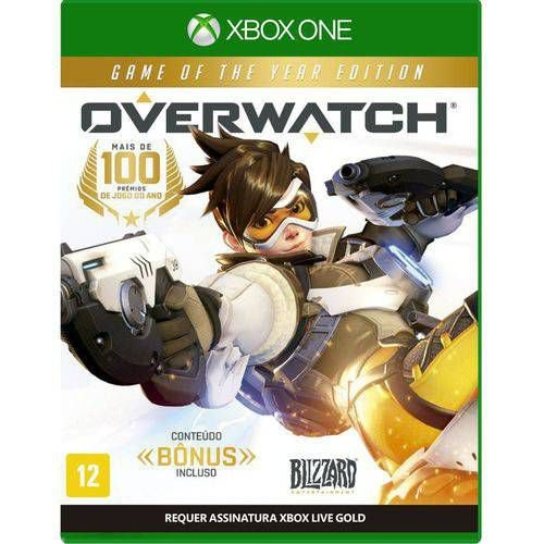 Jogo Overwatch: Game Of The Year Edition Xbox One