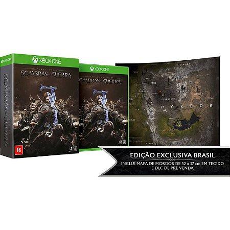 Jogo Sombras da Guerra Ed. Limitida Xbox One