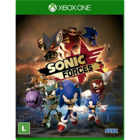 Jogo Sonic Forces - Xone