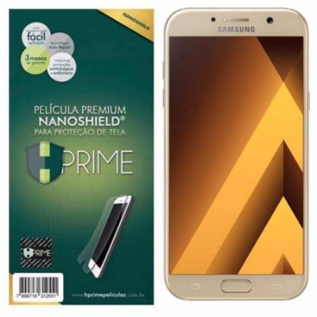 Pelicula Tela HPrime Samsung Galaxy A7 2017 NanoShield
