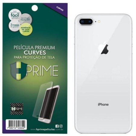 Pelicula HPrime Apple iPhone 8 - VERSO - Curves
