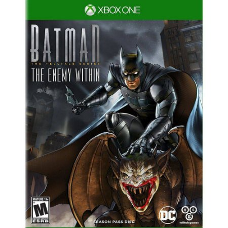 Jogo Batman The Enemy Within Xbox One