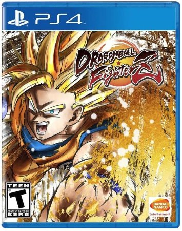 Jogo Dragon Ball Fighter Z PS4 - PlayStation 4