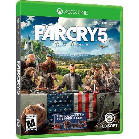 Jogo Far Cry 5 em Portugues - Xbox One