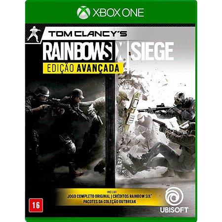 Jogo Tom Clancy´s Rainbow Six Siege - ED. Avançada - XONE