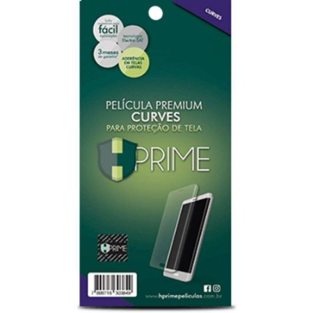 Pelicula HPrime Apple iPhone 8 Plus - VERSO - Curves PRO