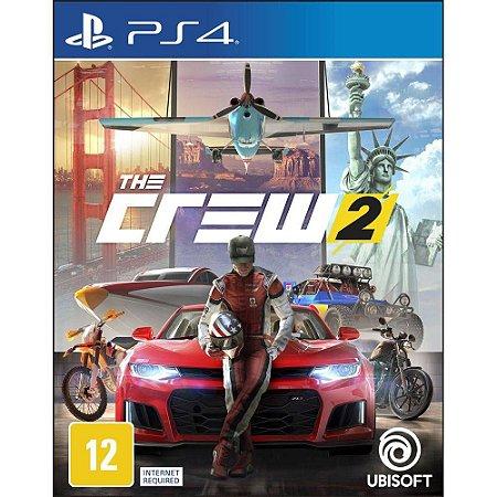 Jogo The Crew 2 - Edição Limitada - PS4