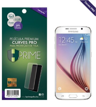 Pelicula HPrime Samsung Galaxy S6 - Curves PRO