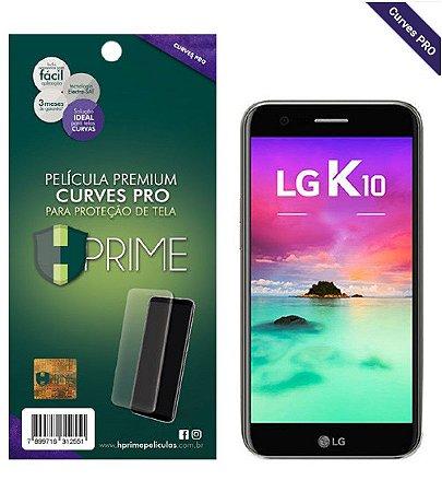 Pelicula HPrime LG K10 2016 - Curves PRO