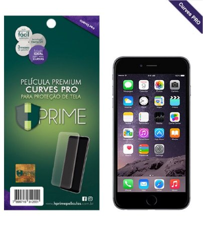 Pelicula HPrime Apple iPhone 6 6S - Curves PRO