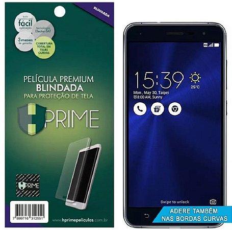 """Película HPrime Curves Pro - Asus Zenfone 3 5.2"""" ZE520KL"""