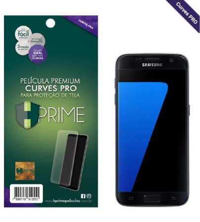 Pelicula HPrime Samsung Galaxy S7 - Curves PRO