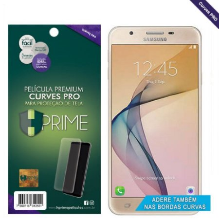 Pelicula HPrime Samsung Galaxy J7 Prime - Curves PRO