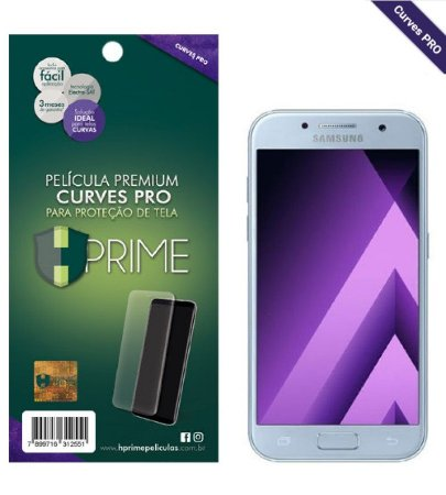 Pelicula HPrime Samsung Galaxy A5 2017 - Curves PRO