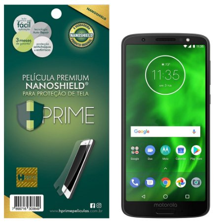 Pelicula HPrime LG G6 - NanoShield