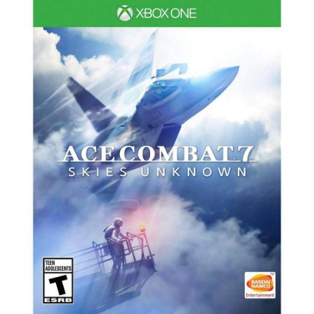 Jogo Ace Combat 7 - Xbox One Midia Fisica Novo Lacrado