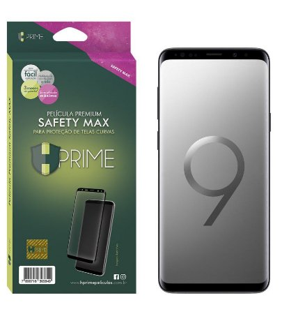 Pelicula HPrime Samsung Galaxy S9 Plus - Safety MAX