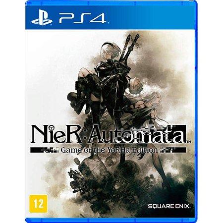 Jogo Nier Automata Game ff The Yorha Edition - PS4