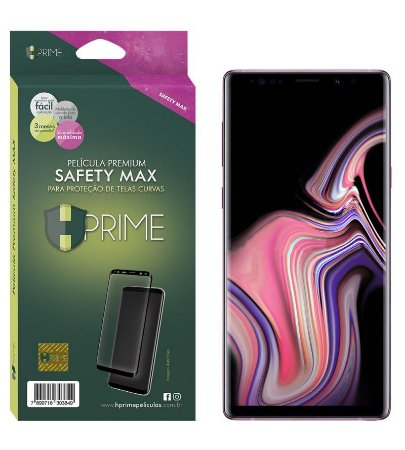 Pelicula Samsung Galaxy S10 HPrime - Safety MAX