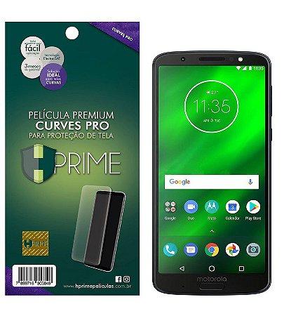 Pelicula Motorola Moto G6 Plus HPrime - Curves PRO
