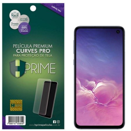 Película Curves Pro Samsung Galaxy S10E Hprime Original