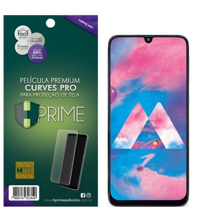 Pelicula HPrime Samsung Galaxy M30 - Curves PRO