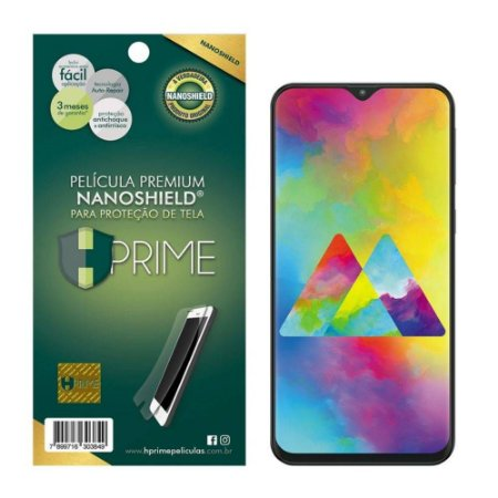 Pelicula HPrime Samsung Galaxy M20 - NanoShield