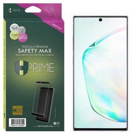 Película Hprime Para Samsung Galaxy Note 10 Plus 6.8 - Safety Max