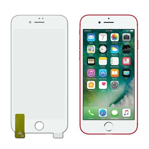 Kit NanoColor | Película Branco + Capa Antichoque Hprime | Apple iPhone 7 Plus