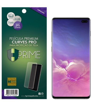 Pelicula Samsung Galaxy S10 Plus HPrime - Curves PRO