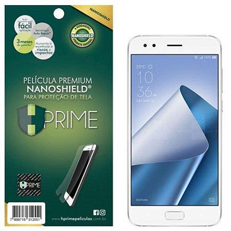 Película Premium Nanoshield Hprime Asus Zenfone 4 Ze554kl