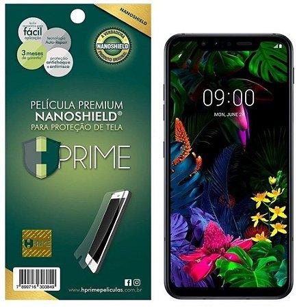 Película HPrime para LG G8s ThinQ - NanoShield Transparente