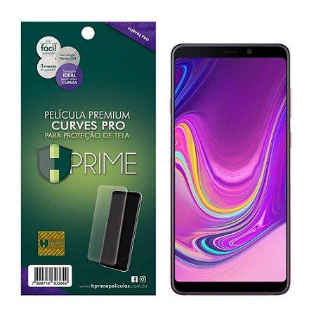 Película Hprime Curves Pro Samsung Galaxy A9 2018 - Cobre Toda Tela