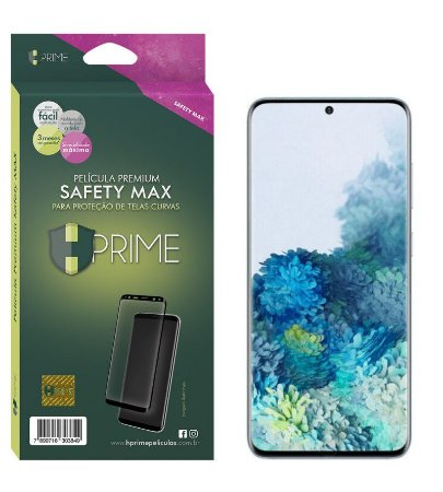 Pelicula HPrime Samsung Galaxy S20 - Safety MAX