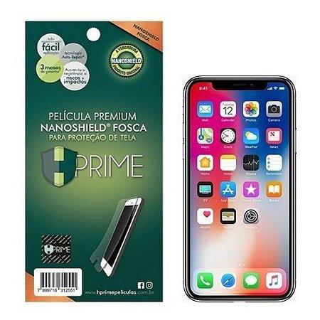 PelIcula  HPrime Apple iPhone XR / 11 - NanoShield Fosca