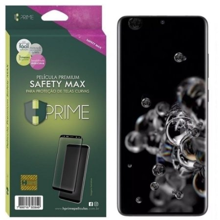 Pelicula HPrime Samsung Galaxy S20 Ultra - Safety MAX