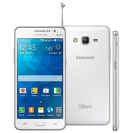 Smartphone Samsung Galaxy Gran Prime Duos Tv G530 Desbloqueado Branco