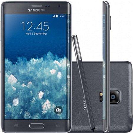 Smartphone Samsung Galaxy Note Edge N915T Desbloqueado Preto