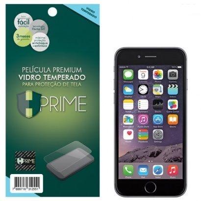 Pelicula de Vidro Temperado Iphone 6 6S Hprime