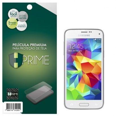 Película Protetora de Tela HPrime para Galaxy S5 Mini Transparente