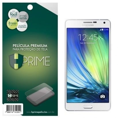 Película Protetora de Tela HPrime para Galaxy A7 Transparente
